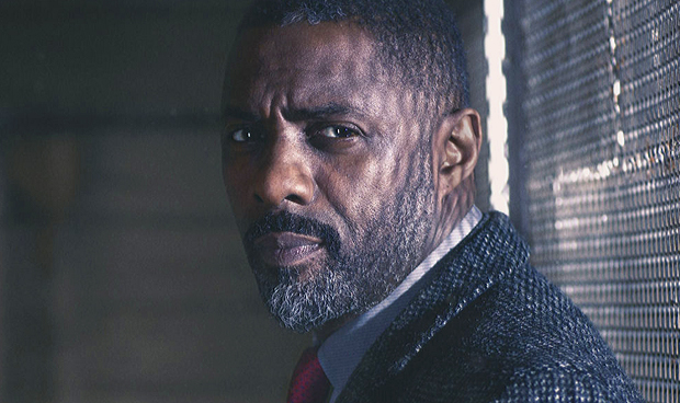 Idris Elba in the BBC's Luther.