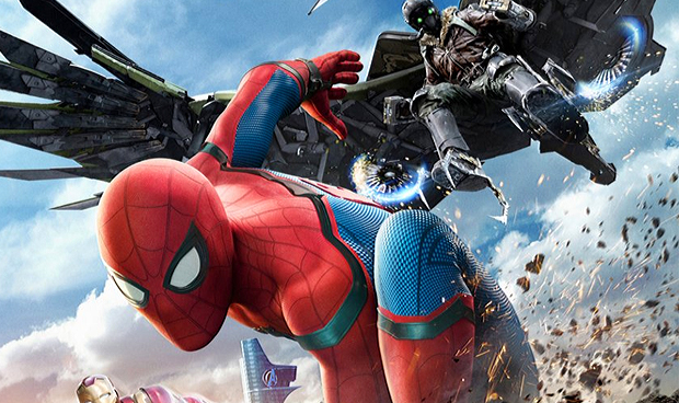 Spider-Man: Homecoming VR Trailer Puts You in the Stark Suit