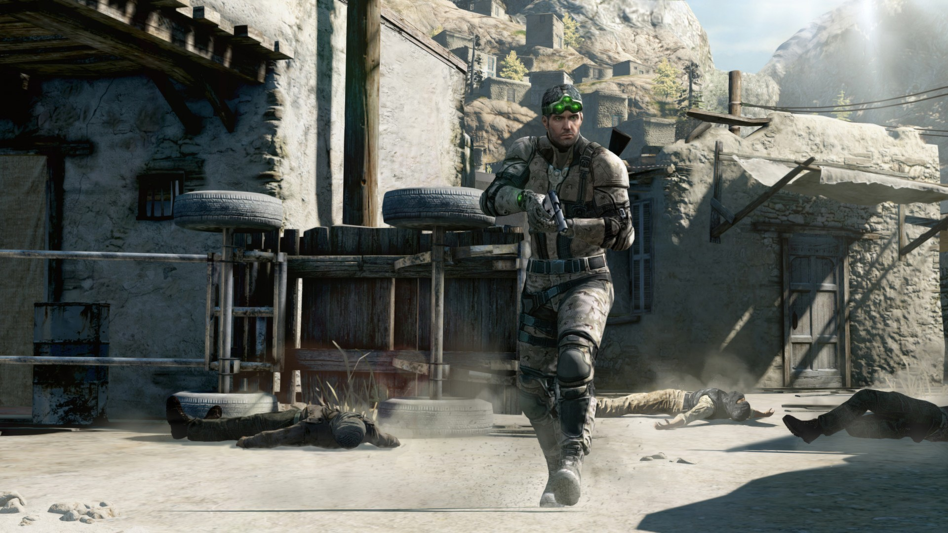 Ubisoft Intends to Continue the Splinter Cell Franchise ...