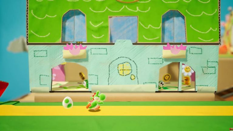 Yoshi's Crafted World Release Date, Trailer, News