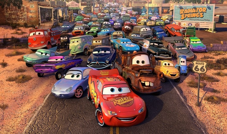 I Ve Got Questions About The Cars Cinematic Universe Den Of Geek