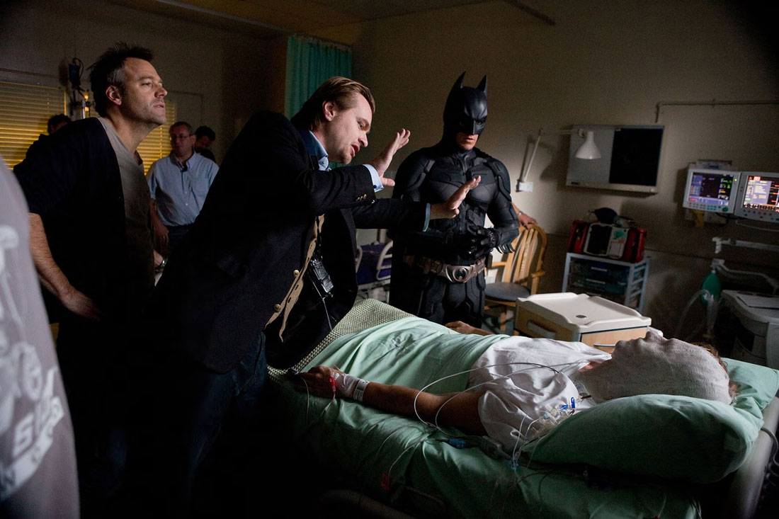 Christopher Nolan Talks Disappointment In Industry After The Dark Knight Den Of Geek