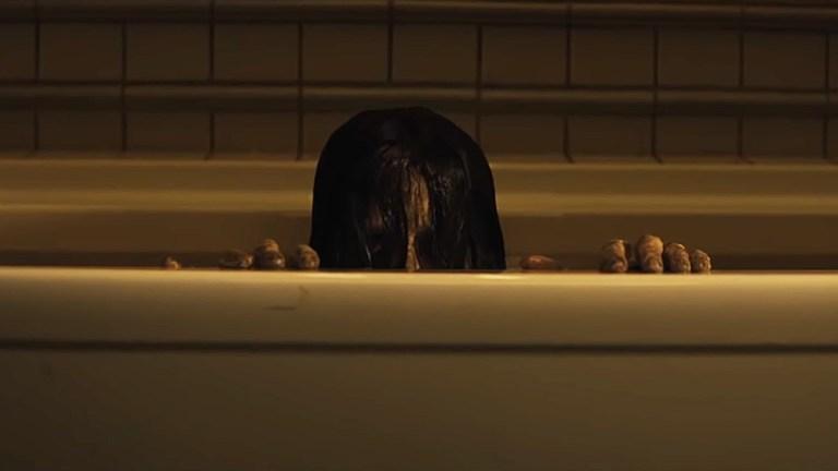 Takako Fuji in The Grudge