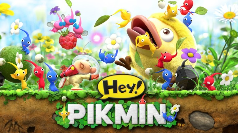 Hey Pikmin New Trailer Explains How The Spin Off Will Work Den