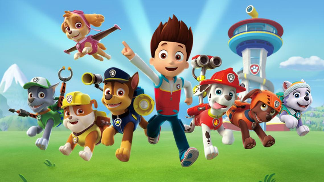 paw patrol peppa pig and when films for kids aren't