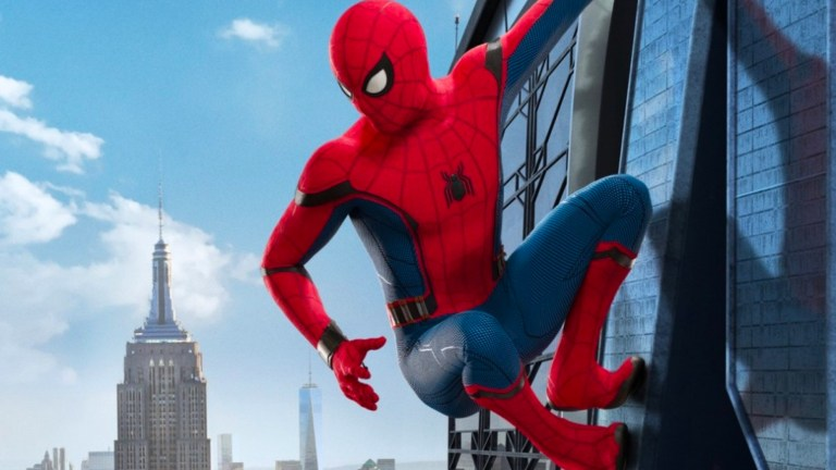 A Promotional Image From Spider-Man: Homecoming