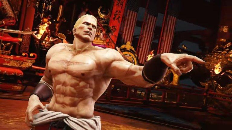 Tekken 7 Geese Howard Announced As Dlc Den Of Geek