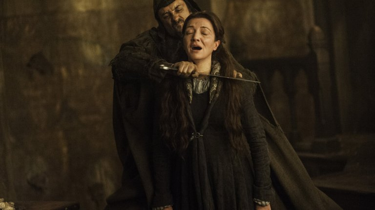 Game of Thrones Red Wedding Real History