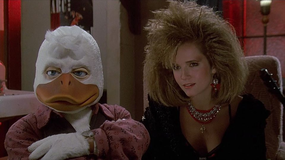 Howard the Duck Deserves Another Chance | Den of Geek