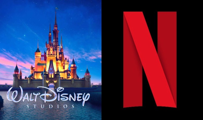Disney Streaming Start