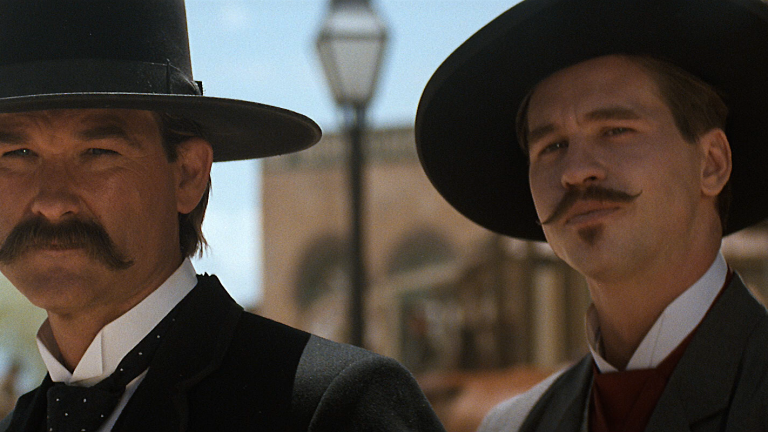 Tombstone Val Kilmer On How Kurt Russell Saved The Movie Den Of Geek