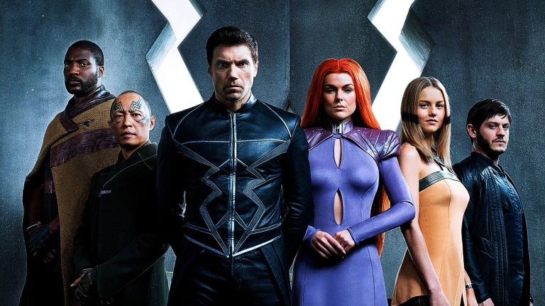 Inhumans official promo