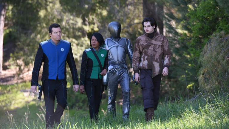 The Orville Episode 4