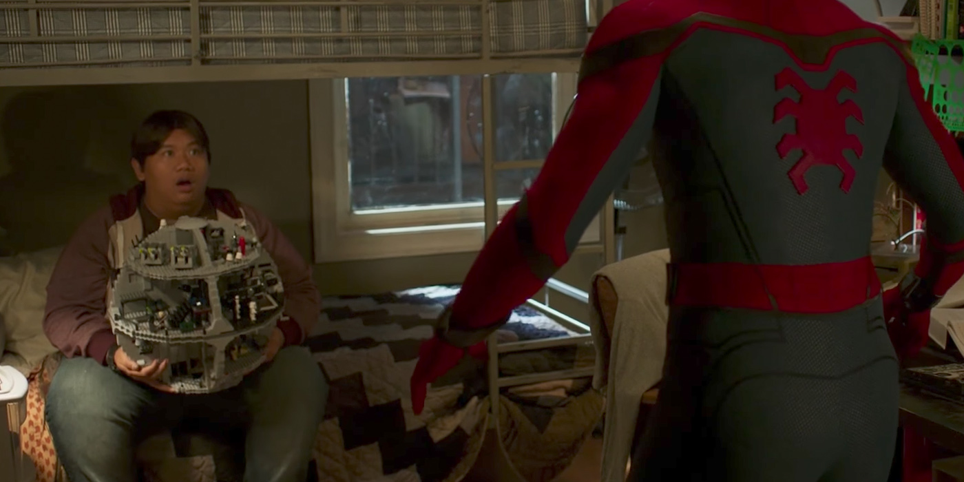 Spider Man Homecoming Brings Jacob Batalon To Nycc Den Of Geek