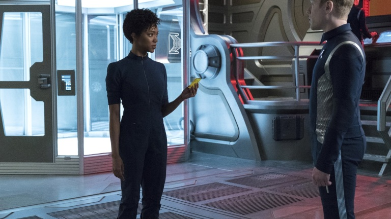 Star Trek: Discovery Season 1 Episode 3 - Context is for Kings