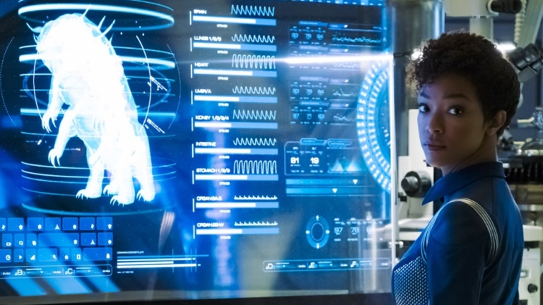 Star Trek Discovery Episode 4 Review The Butcher S Knife Cares Not For The Lamb S Cry Den Of Geek