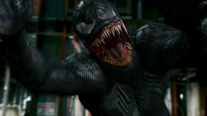 Venom Getting Rewrite from 50 Shades Scribe