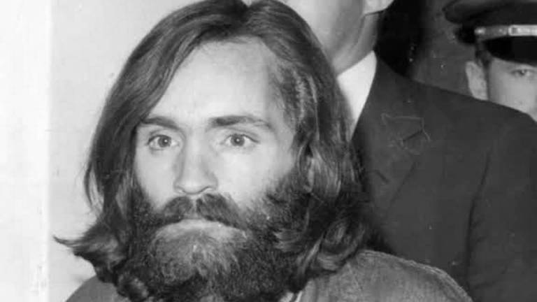 Charles Manson in The Helter Skelter Murders (1970)