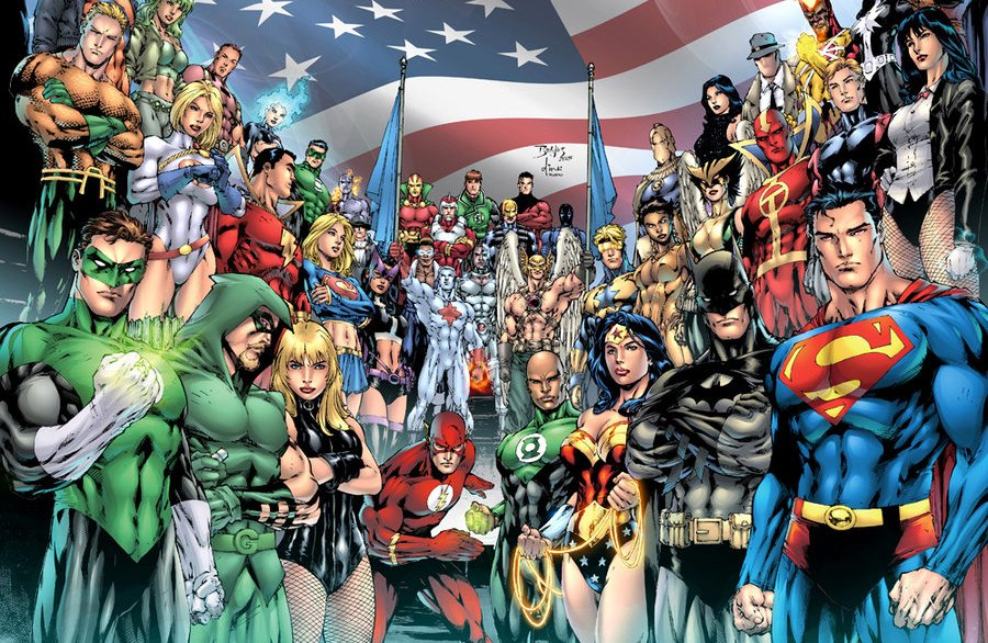 Justice League: The Greatest Rosters in DC History   Den ...