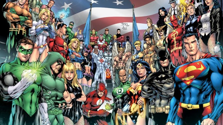Justice League: The Greatest Rosters in DC History