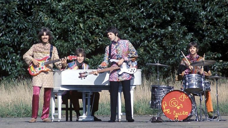 The Beatles' Magical Mystery Tour Could Have Been a Great Prog Rock Classic  | Den of Geek