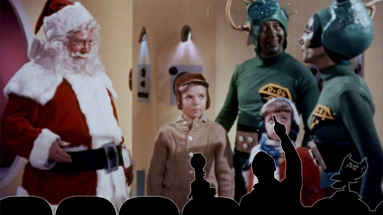 Mystery Science Theater 3000: MST3K Christmas Episodes