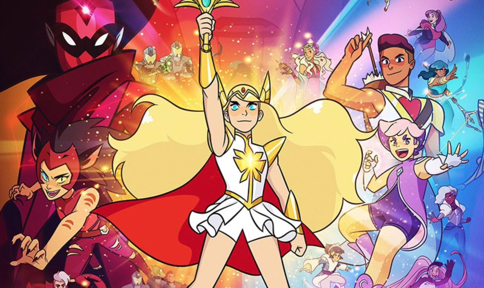 She-Ra Netflix Reboot: Trailer and Release Date | Den of Geek