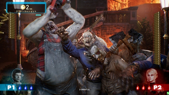New House Of The Dead Arcade Game Coming From Sega Den Of Geek