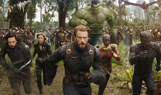 Marvel Avengers Infintiy War Captain America steve rogers Black Shield Wakanda