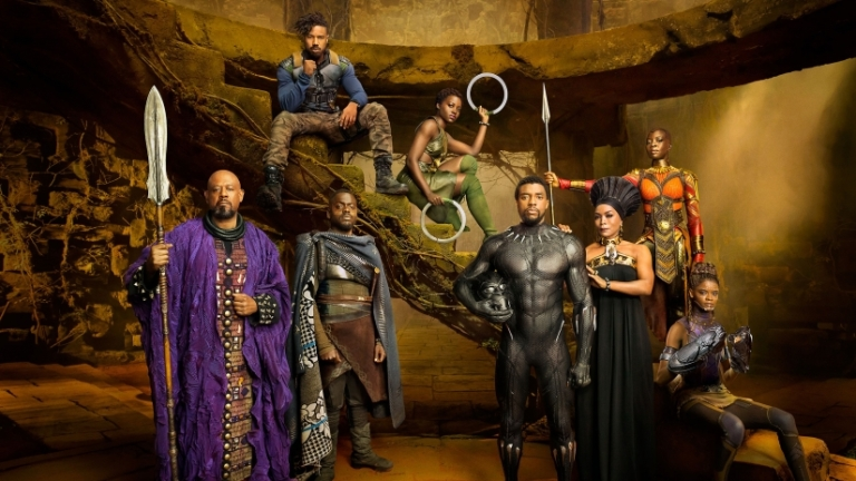 Every Marvel Comics Easter Egg in the Black Panther Movie