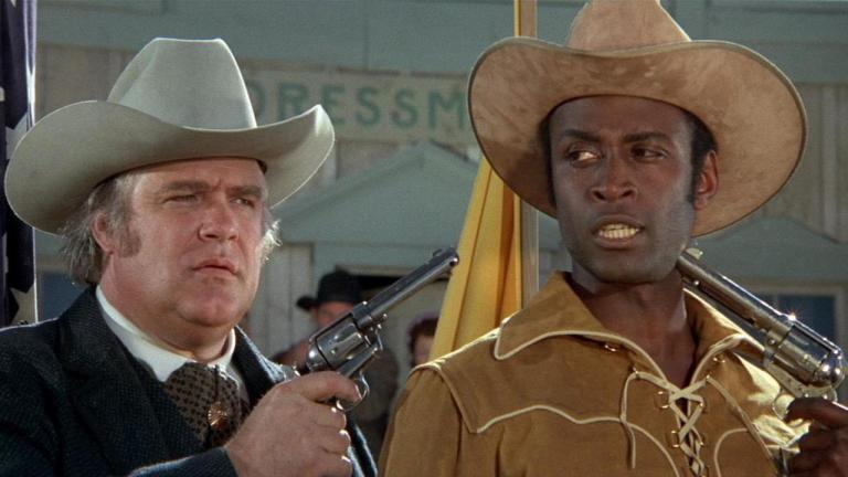 Blazing Saddles: An Old Western About Living in America Today - Den of Geek