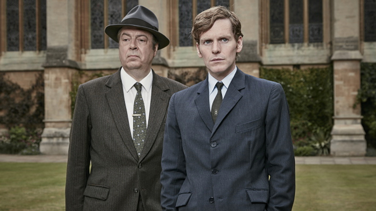 Endeavour Fred and Morse