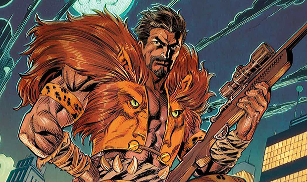 Marvel's Kraven the Hunter