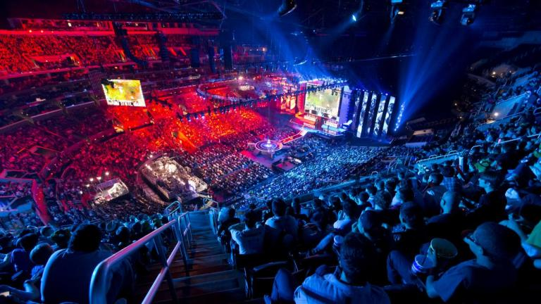 Esport League Of Legends