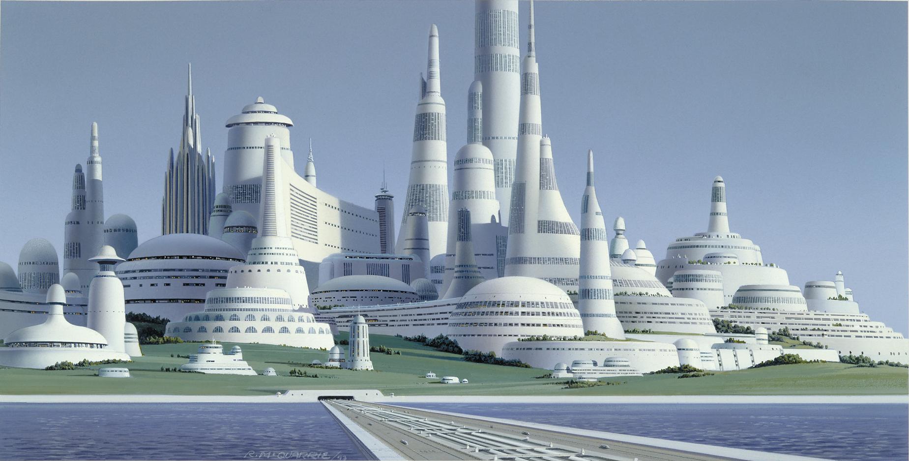 How Ralph Mcquarrie S Art Inspired Star Wars Rebels Den Of Geek