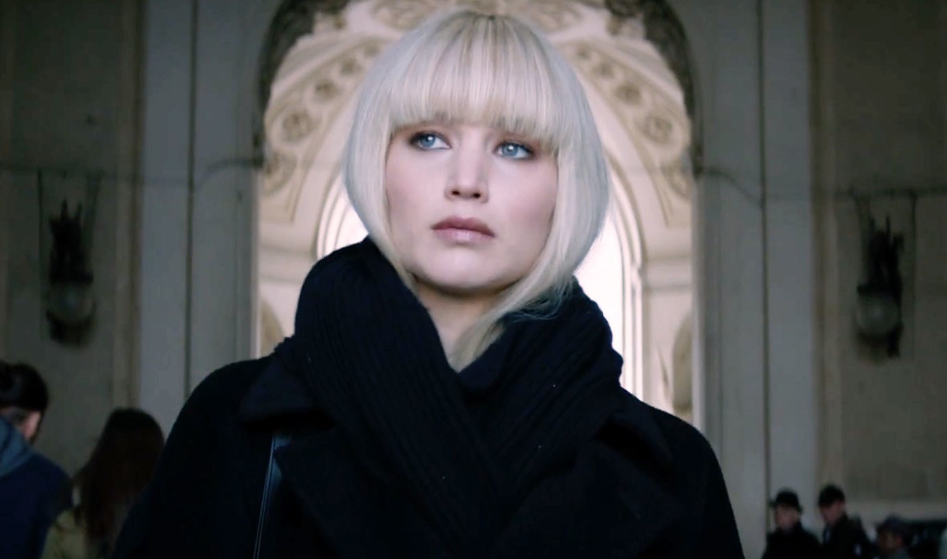 Red Sparrow Review Den Of Geek