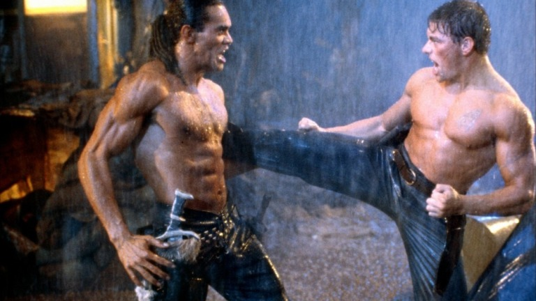 Cyborg Movie Starring Van Damme