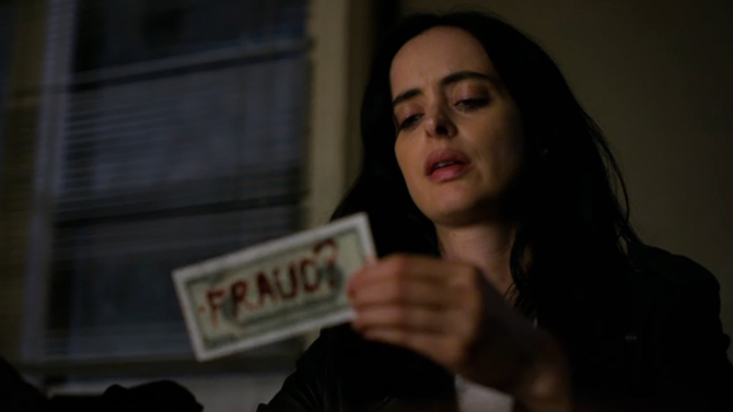Krysten Ritter Jessica Jones Season 3 Marvel Netflix