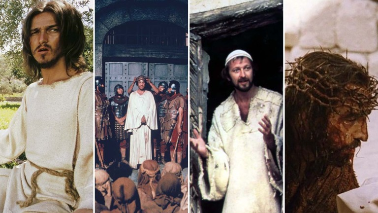 25 Best Bible Movies About Jesus Christ To Watch For Easter Den Of Geek