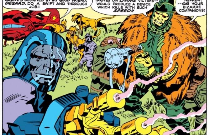 The New Gods - DC Comics