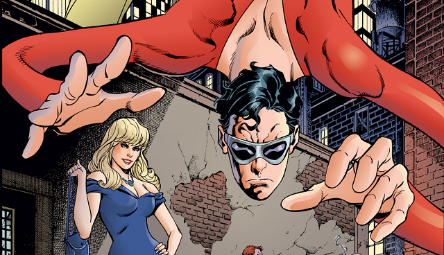 رجل بلاستيك DC Comics