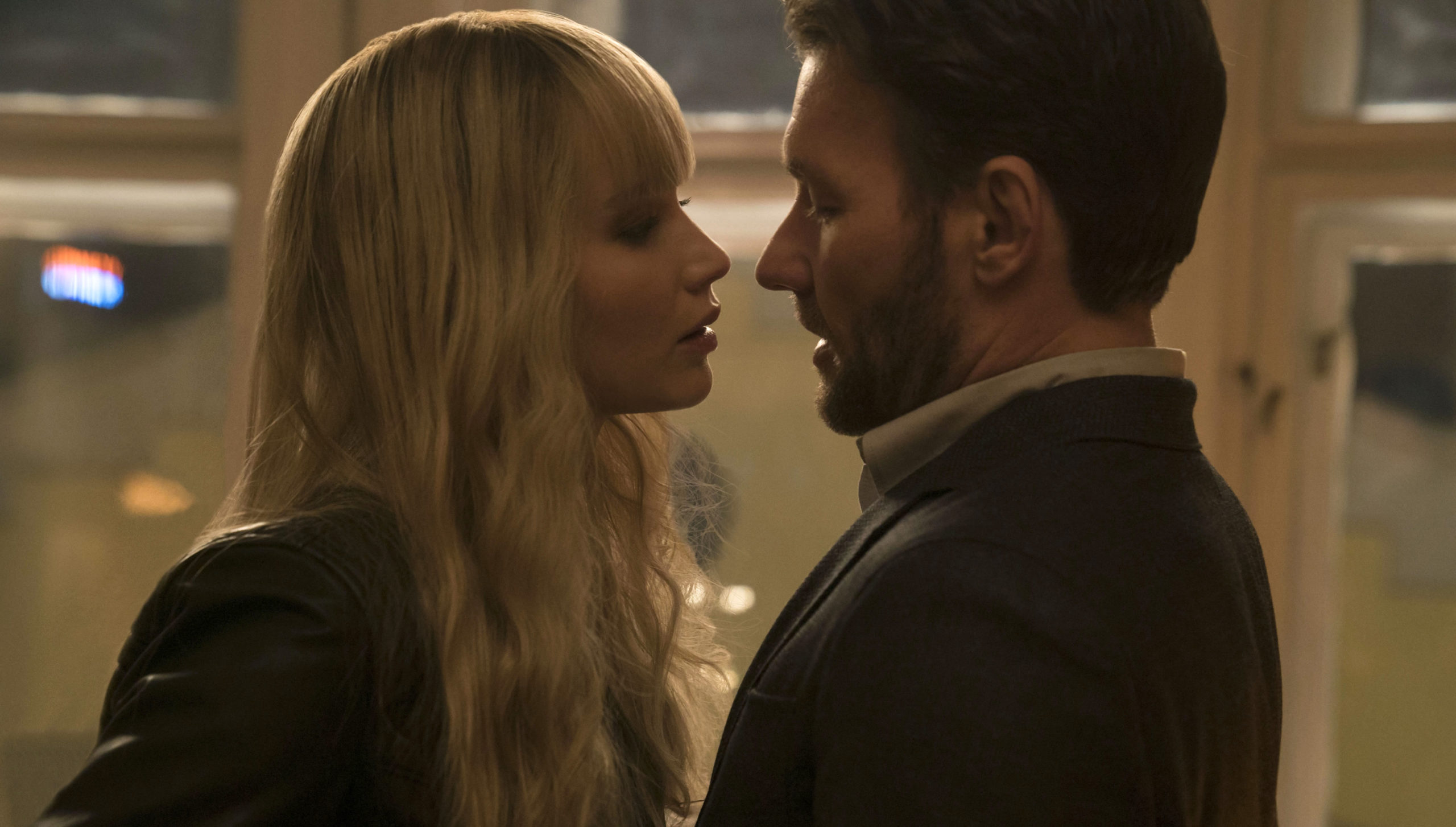The Difficult Sensuality of Red Sparrow