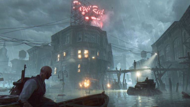 The Sinking City Release Date, Trailer, and News