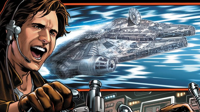 Star Wars The Essential Han Solo Reading Guide Den Of Geek