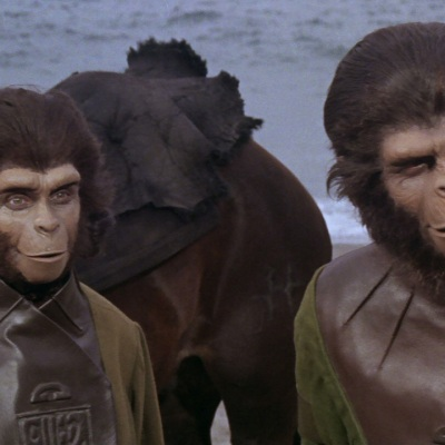 Planet of the Apes original movie franchise