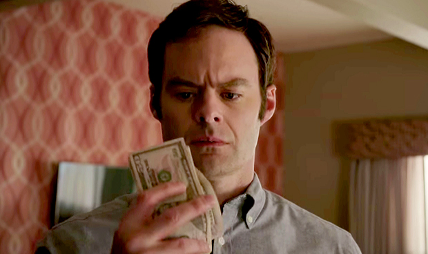 Bill Hader as Barry on HBO