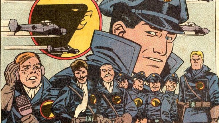 Blackhawk in DC Comics