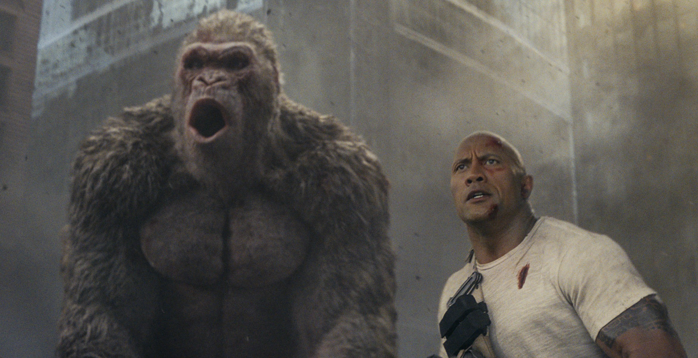 Rampage Review Den Of Geek