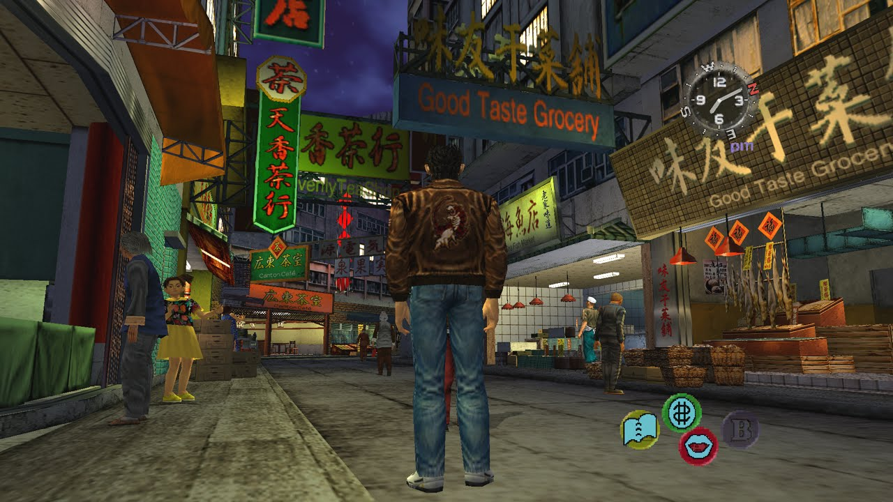 It's... it's beautiful. (AKA the videogame graphics appreciation society) - Page 6 Shenmue