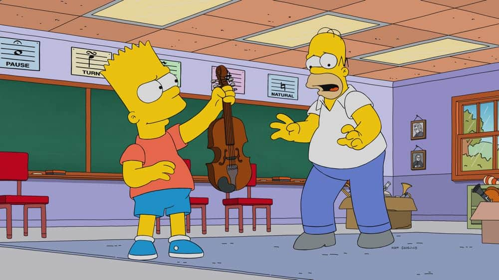 The Simpsons Season 29 Episode 16 Review King Leer Den Of Geek